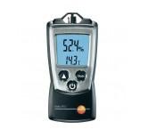 Testo 610 mini temperatur og fuktighetsmåler