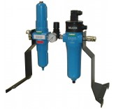 HVG-3 Duplex pusteluftfilter & heater