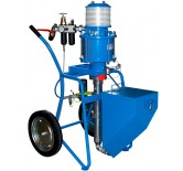 Trakt med lokk påmontert Proffesional 24071 pumpe