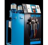 WIWA Professional Fleximix II to-komponent pumpe