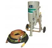 SCW-1028-P sandblåseapparat med slangepakke