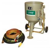 SCW-1628-P sandblåseapparat med slangepakke