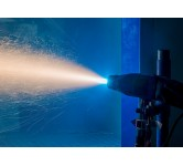 Metalliseringsanlegg - lysbue